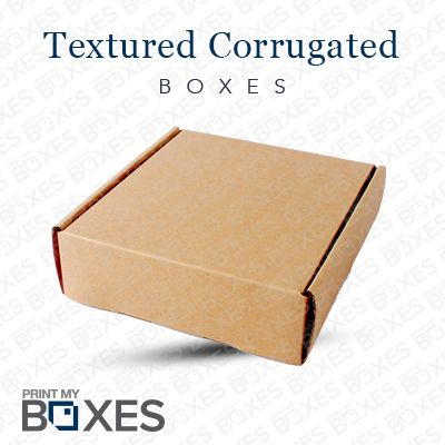 Custom Texture Corrugated Boxes | Wholesale Texture